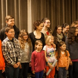Meet and Greet mit Star-Violinistin Hilary Hahn - Mai 2014