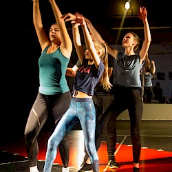 Tanzworkshop - Januar 19
